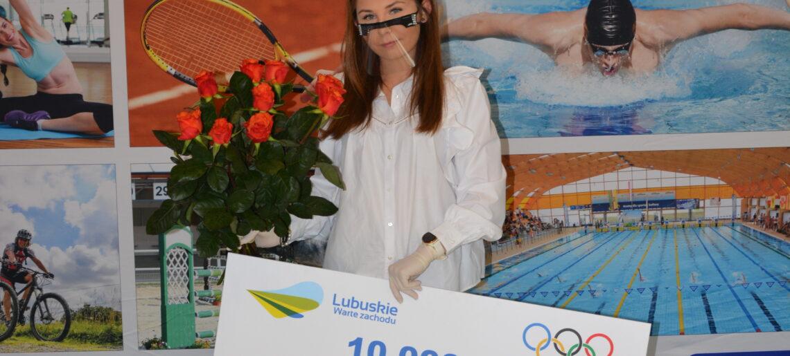 Paulina Maciejewska z kwalifikacją na IO